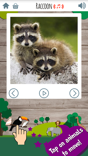 Kids Zoo Game: Preschool screenshot 7