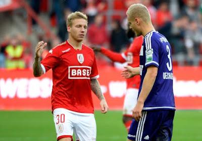 """Jonathan Legear blikt vooruit op Anderlecht - Standard en ziet maar één ploeg play-off 1 halen: """"Hun pech keert nog"""""""