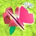 ButterflyGardenPuzzle icon