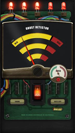 Ghost Detector - EM4 Sensor Radar for Pranks screenshot 7