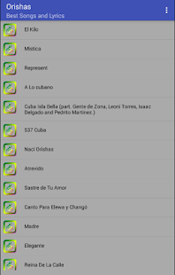 Orishas Musica Letras - náhled