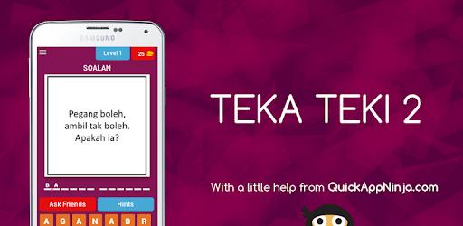 Teka Teki 2 By Zarimarketing More Detailed Information Than App