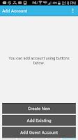 Screenshot of FCC Dialer