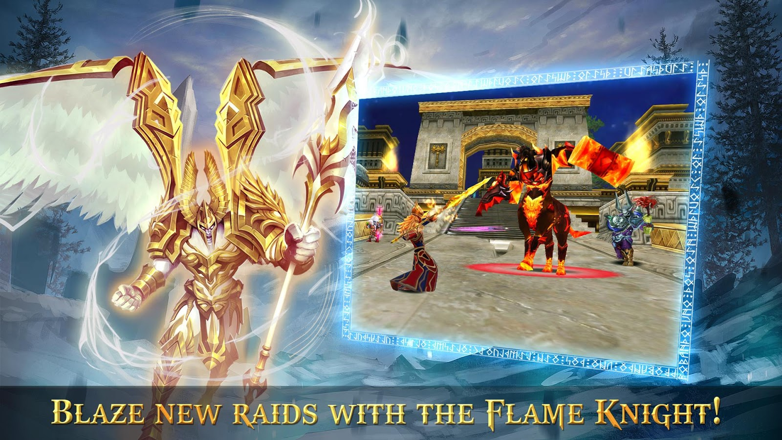 Order & Chaos Online- screenshot
