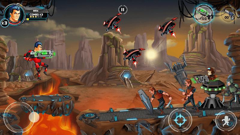Alpha Guns 2 Screenshot 1