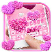 App Valentine Plush Heart Keyboard Theme APK for Windows Phone
