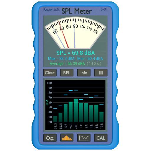 SPL Meter – Apps on Google Play