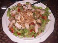 Asian Chopped Salad Recipe