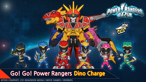 Power Rangers Dash (Asia) 1.6.4 screenshots 9