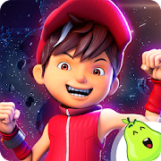 Game BoBoiBoy Galaxy Run: Fight Aliens to Defend Earth! APK for Windows Phone