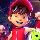 BoBoiBoy Galaxy Run: Fight Aliens to Defend Earth! icon