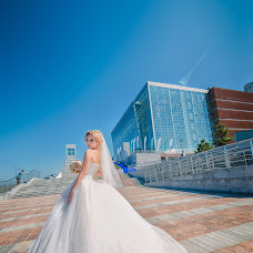 Wedding photographer Olga Chepalova (DenisovnaForever). Photo of 26.09.2014