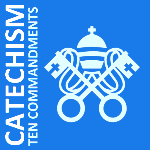 Catechism Ten Commandments Quiz Catholic Game App Su