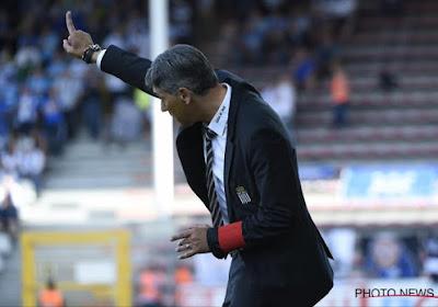 """Felice Mazzu: """"Le score est un peu forcé"""""""