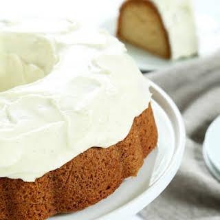 Gluten Free Vanilla Crazy Cake.