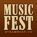 The MusicFest at Steamboat App icon