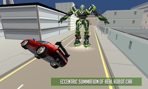 Real Robot Car Transformer Games 1.7 androidappsheaven.com 2