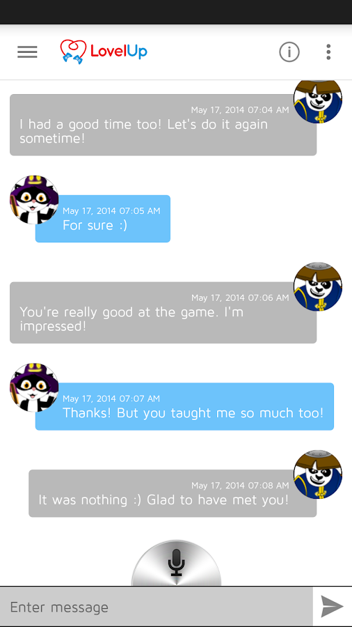 LovelUp Gamer Dating- screenshot