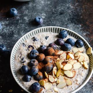 Overnight Blueberry Breakfast Recipes