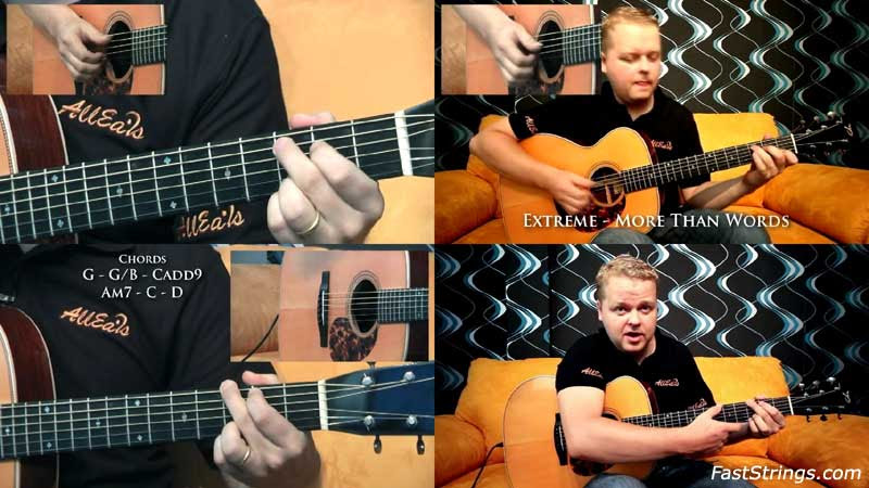 Rockin' The Fingerstyle Guitar With Beat-Tap