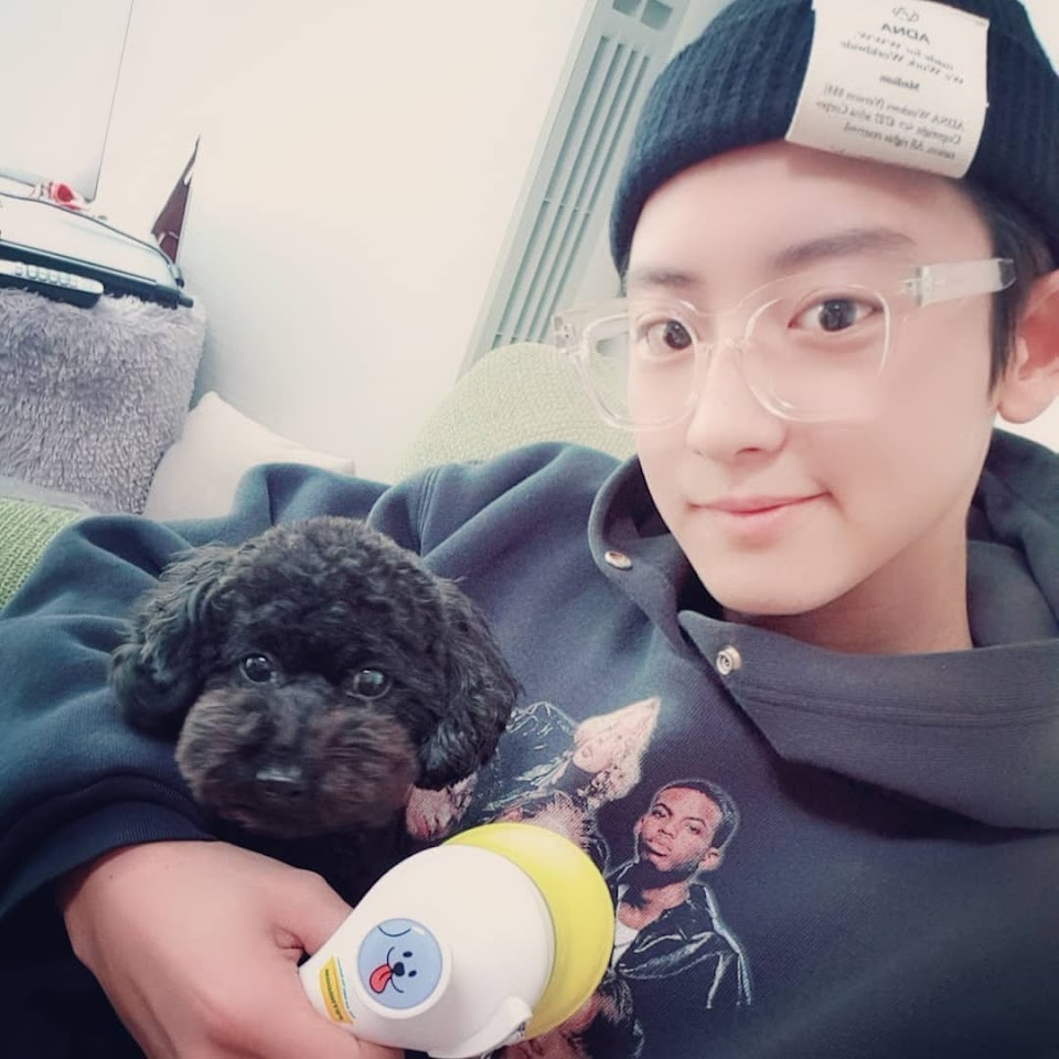 chanyeol toben