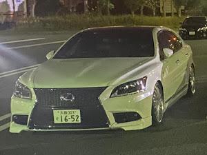 LS USF40のカスタム事例画像 まるLS460→京相一家京都支部さんの2020年11月17日03:19の投稿