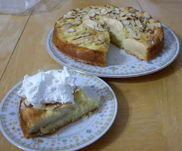 Apple Yogurt Cake with Splenda (but can use Sugar)