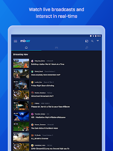 Mixer – Interactive Streaming- screenshot thumbnail