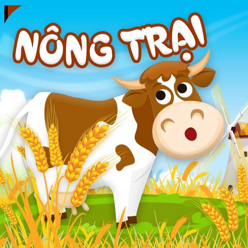 Nong Trai Vui Ve (Bản Đẹp) 休閒 App LOGO-硬是要APP