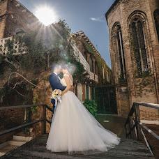 Fotografo di matrimoni Vitalik Gandrabur (ferrerov). Foto del 16.09.2019