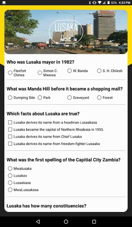 Randki online w Lusaka Zambia
