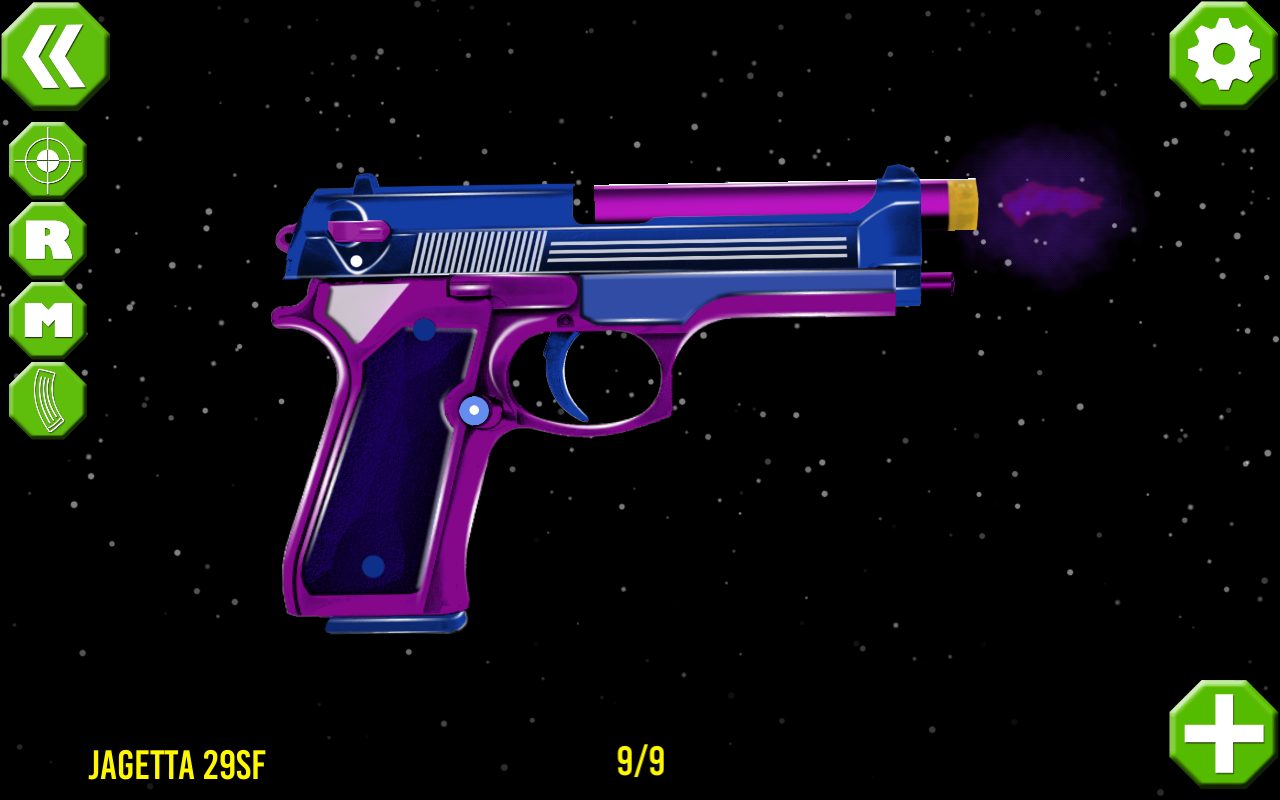 eWeapons™ Toy Guns Simulator- screenshot
