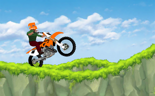 Bike Race Hill Climb 3D