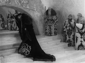 "Photo: ""Ivan The Terrible"" by S. Eisenstein Nikolay Cherkasov (Ivan)"