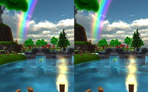 VR Talking Cat & Dog Park screenshot 0