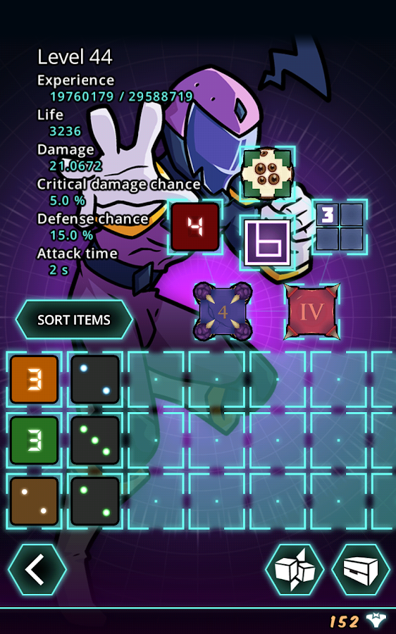 Dice Breaker - Clicker RPG- screenshot