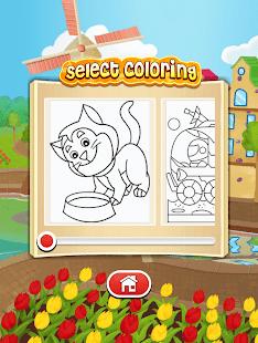 Dora Coloring Book Screenshot Thumbnail