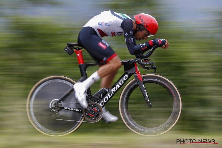 Abandon d'un favori du Giro !