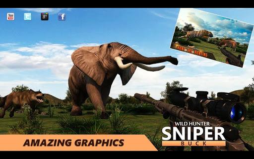 Wild Hunter Sniper Buck  screenshots 2