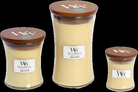 WoodWick - Vanilla Bean
