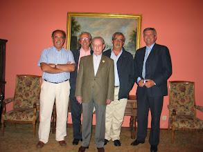 Photo: 21/8/2007 visita a D. Antonino Fernández