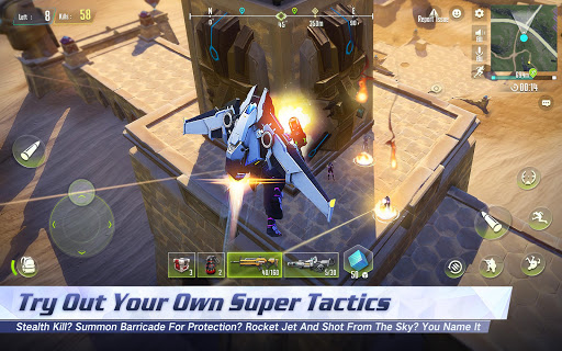 Cyber Hunter Lite screenshot 5