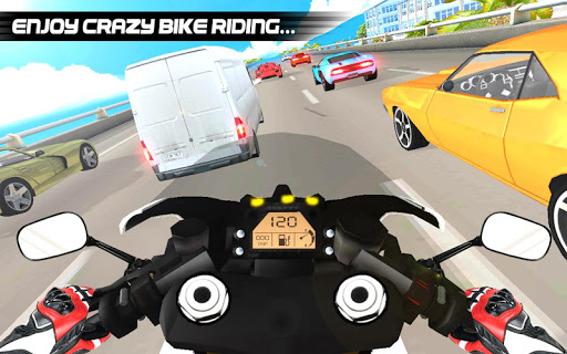 Traffic Moto Racer 1.0.1 screenshots 6