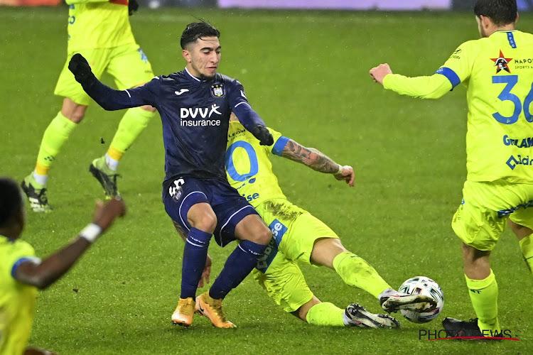 Un Anderlecht toujours stérile, un Gand fade et un match indigne de candidats au top 4