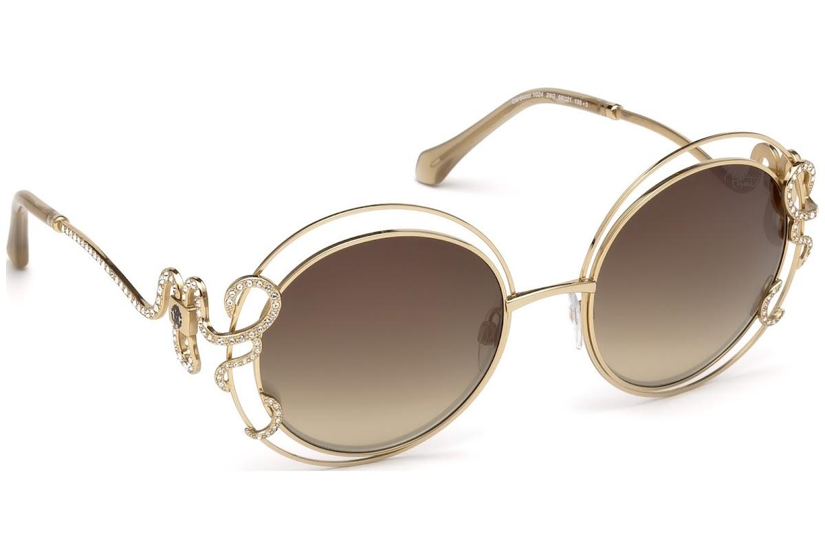 70a7dd7fd7 ... Sunglasses Roberto Cavalli Carducci RC1024 C55 28G (shiny rose gold    brown mirror). Sale