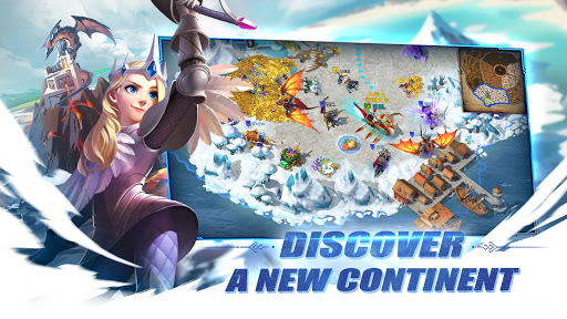 Art of Conquest: Dark Horizon apkmartins screenshots 1