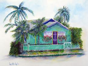 Photo: Green Cottage by Loretta Luglio