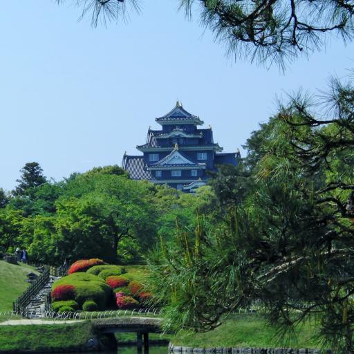 旅遊App|岡山県:岡山後楽園(JP158) LOGO-3C達人阿輝的APP