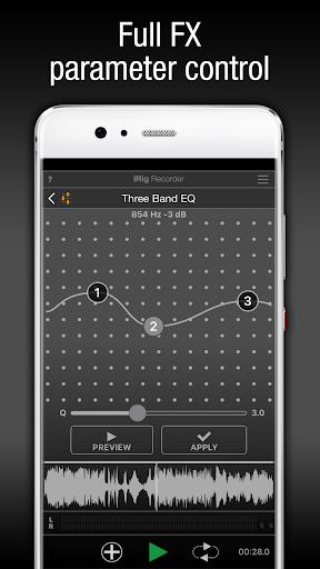 iRig Recorder 3 3.0.2 screenshots 5
