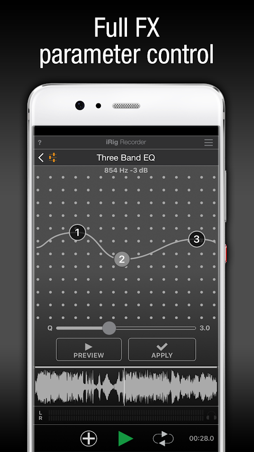 iRig Recorder 3- screenshot